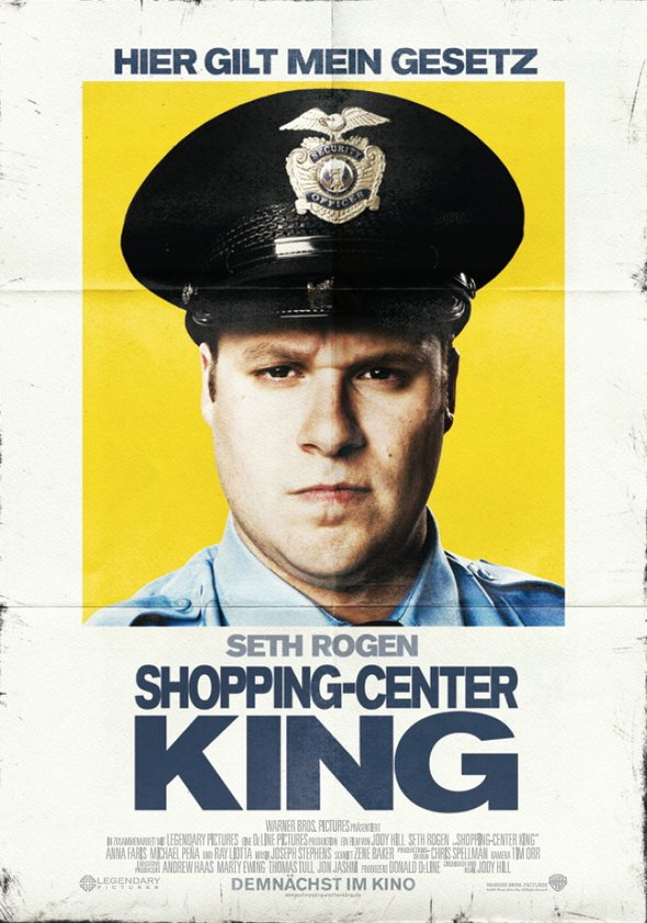 Shopping-Center King - Hier gilt mein Gesetz Poster