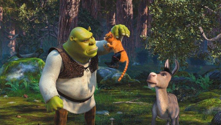 Shrek 2 - Der tollkühne Held kehrt zurück - Trailer Poster