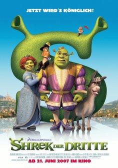 Shrek der Dritte Poster