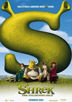 Shrek - Der tollkühne Held Poster