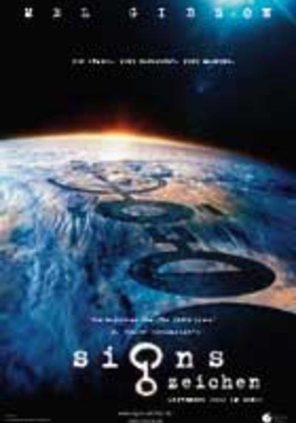 Signs - Zeichen Poster