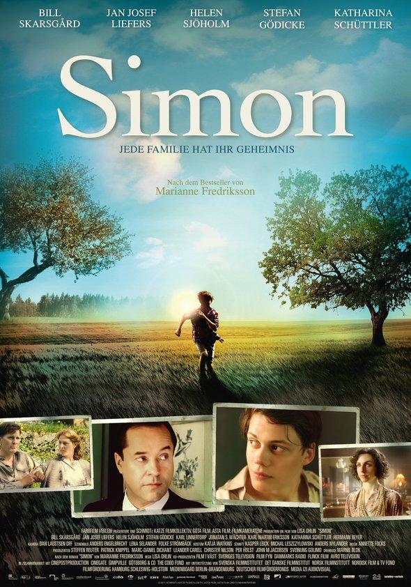 Simon - Jede Familie hat ihr Geheimnis Poster