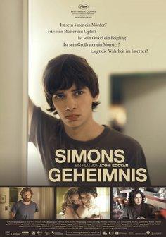 Simons Geheimnis Poster