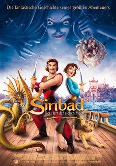 Sinbad: Der Herr der sieben Meere Poster