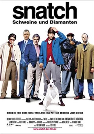 Snatch - Schweine und Diamanten Poster