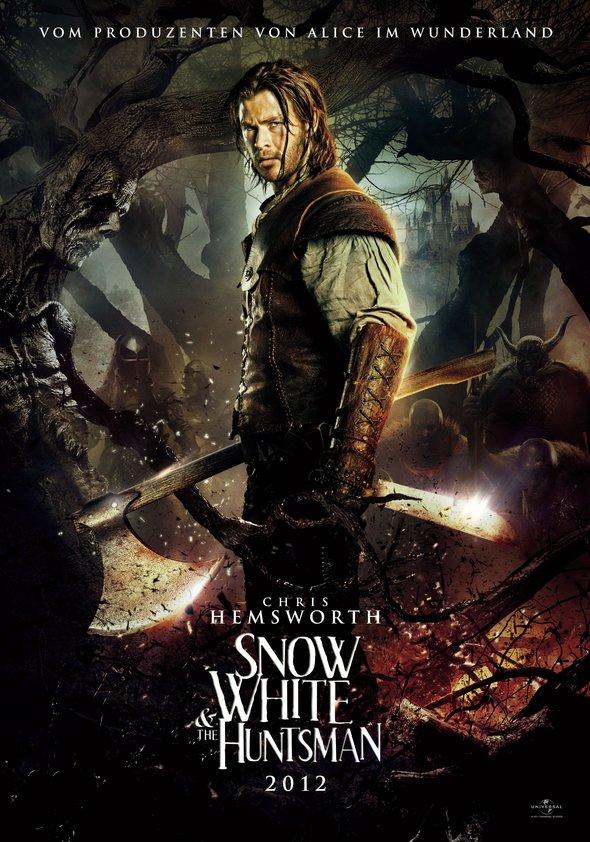 Snow White & the Huntsman Poster
