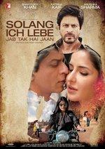 Solang ich lebe - Jab Tak Hai Jaan Poster