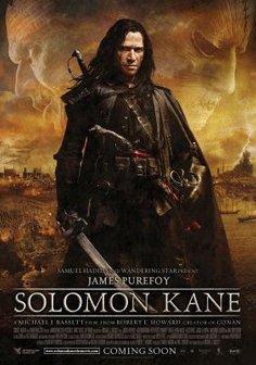 Solomon Kane Poster
