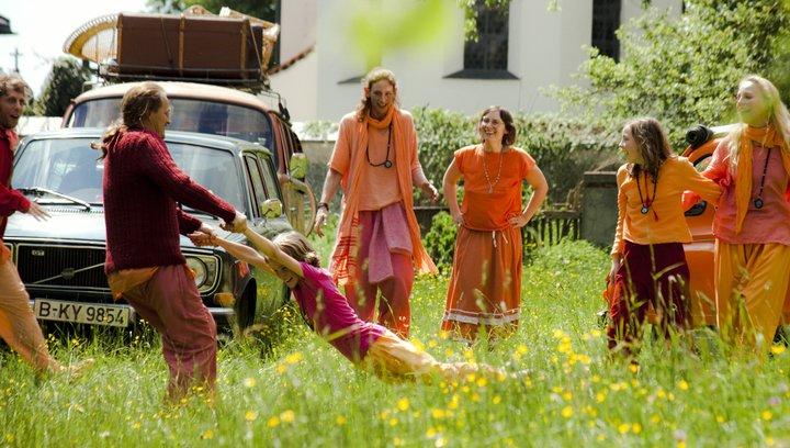 Sommer in Orange (BluRay-/DVD-Trailer) Poster
