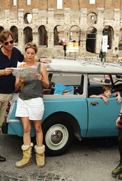 Sommer in Rom