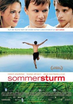 Sommersturm Poster