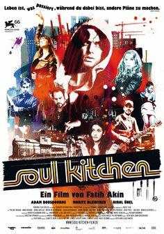Soul Kitchen Poster