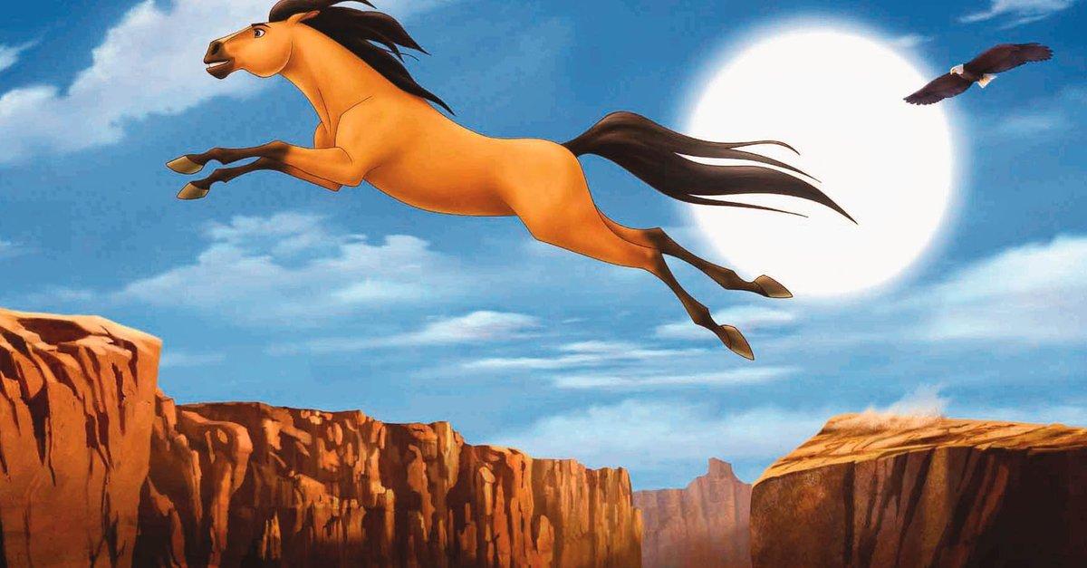 Spirit Der Wilde Mustang Stream