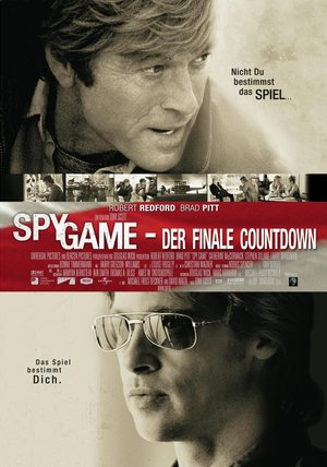 Spy Game - Der finale Countdown Poster