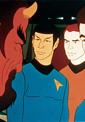Star Trek Animated Poster