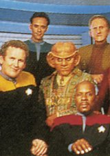 Star Trek - Deep Space Nine 5.08: By Inferno's Light/Doctor Bashir, I Presume