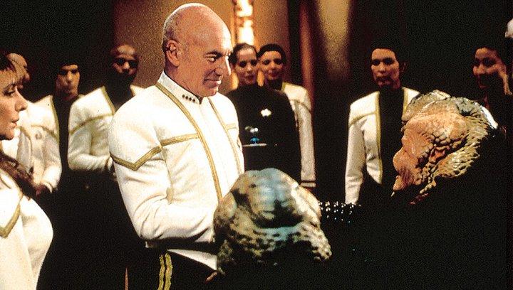 Star Trek - Der Aufstand - Trailer Poster