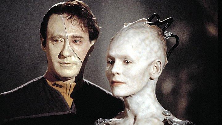 Star Trek - Der erste Kontakt - Trailer Poster