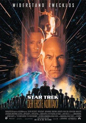 Star Trek - Der erste Kontakt Poster