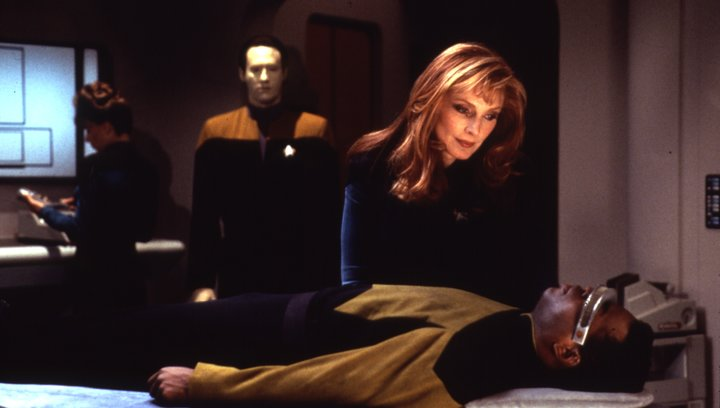Star Trek - Treffen der Generationen - Trailer Poster