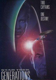 Star Trek - Treffen der Generationen Poster