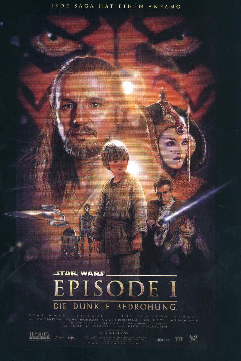 Star Wars: Episode 1 - Die dunkle Bedrohung