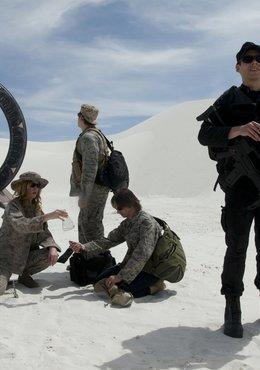 Stargate Universe: Air (Pilot)