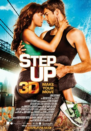 Step Up 3D - Make Your Move Poster