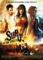 Step Up to the Streets Poster