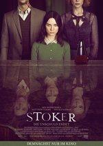 Stoker - Die Unschuld endet Poster