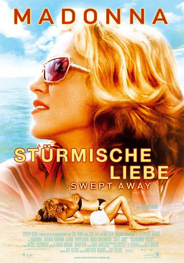 Stürmische Liebe - Swept Away Poster