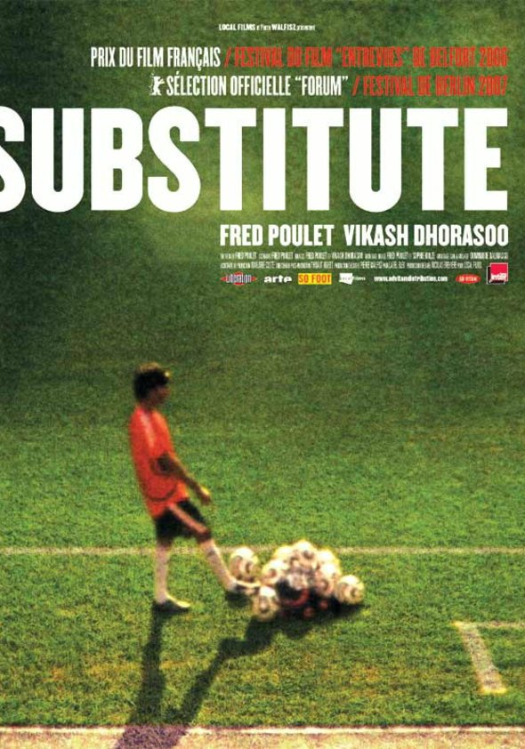 Substitute Poster