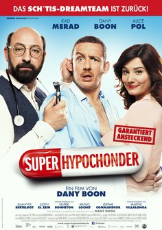 Super-Hypochonder Poster