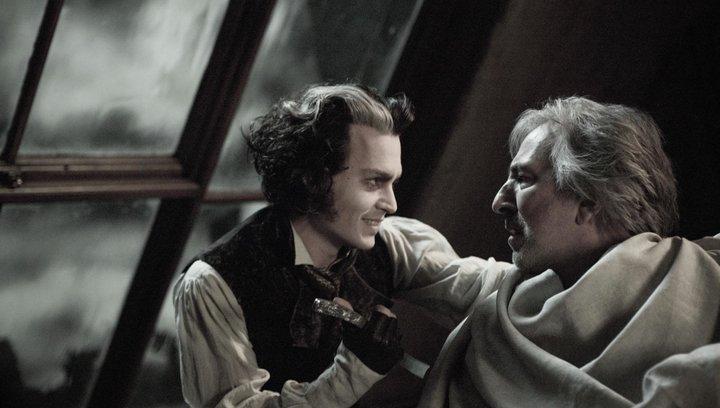 Sweeney Todd - Der teuflische Barbier aus der Fleet Street - Trailer Poster