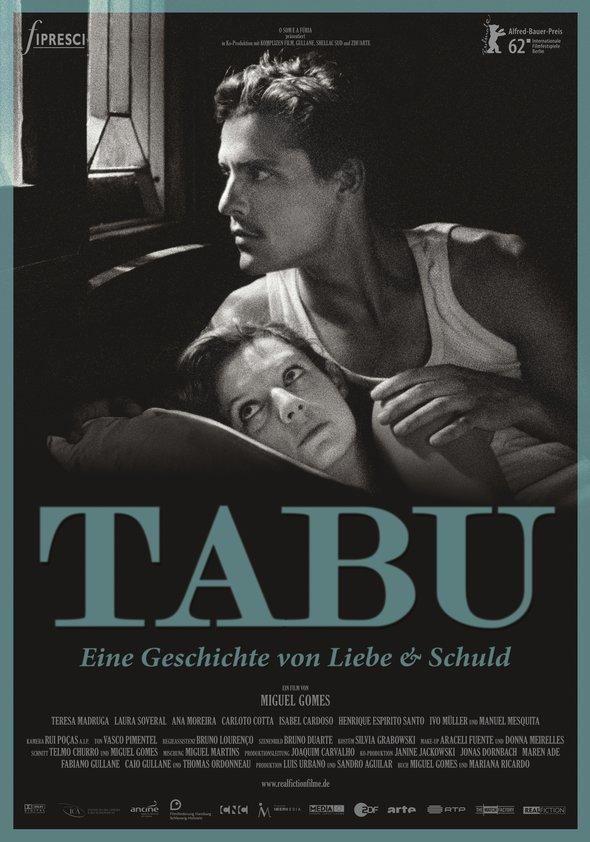 Tabu - Eine Geschichte von Liebe und Schuld Poster