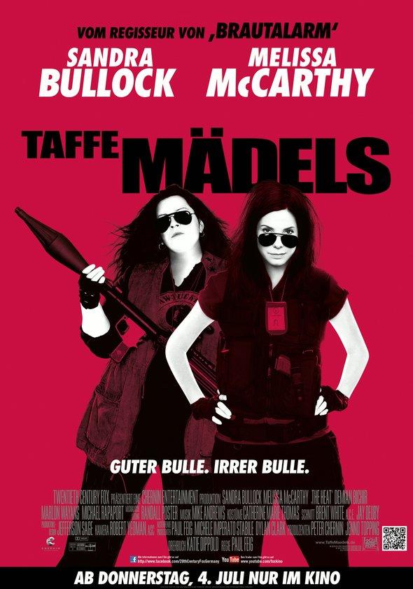Taffe Mädels Poster