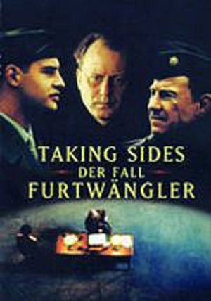 Taking Sides - Der Fall Furtwängler Poster