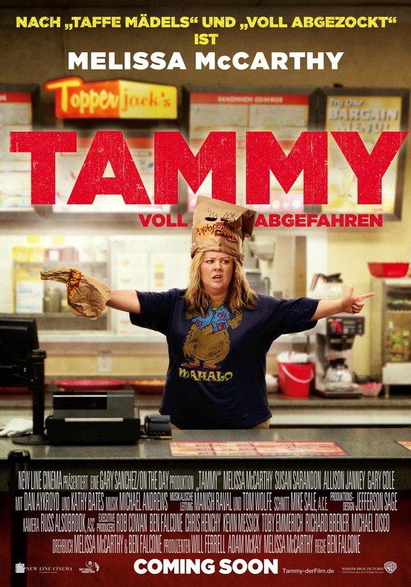 Tammy - Voll abgefahren Poster