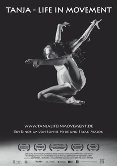 Tanja - Life in Movement Poster