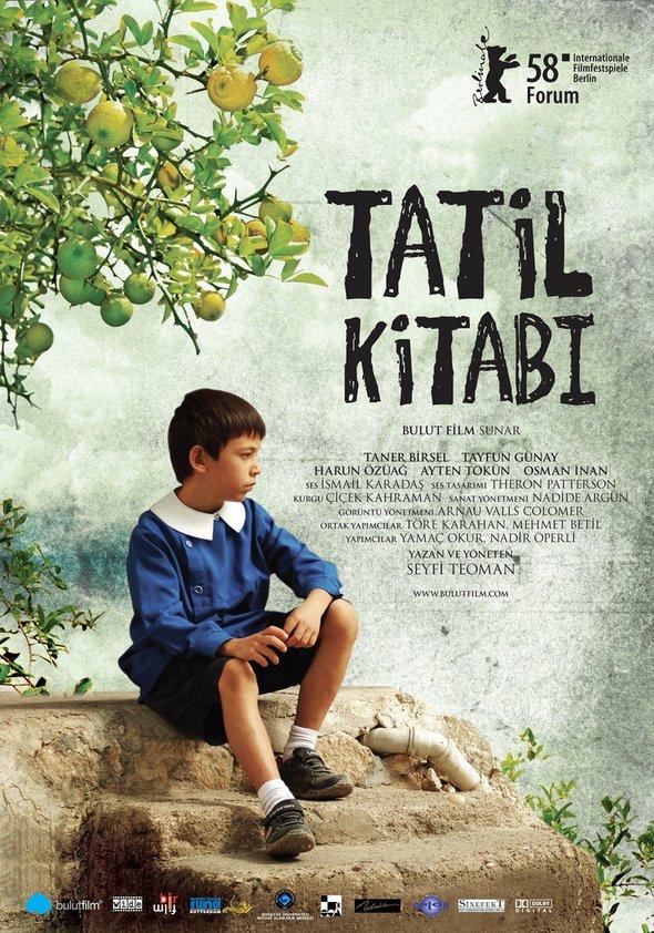 Tatil kitabi Poster