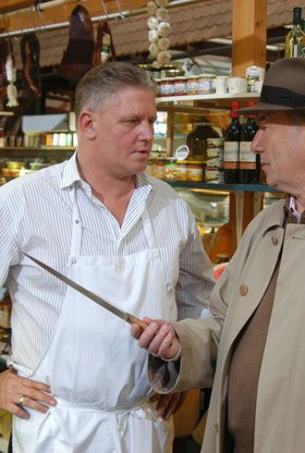 Tatort: Bienzle und der Tod in der Markthalle