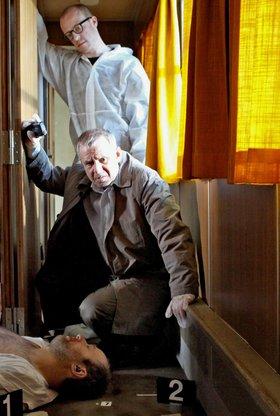 Tatort: Der Tote im Nachtzug