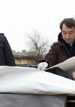 Tatort: Mauerpark Poster