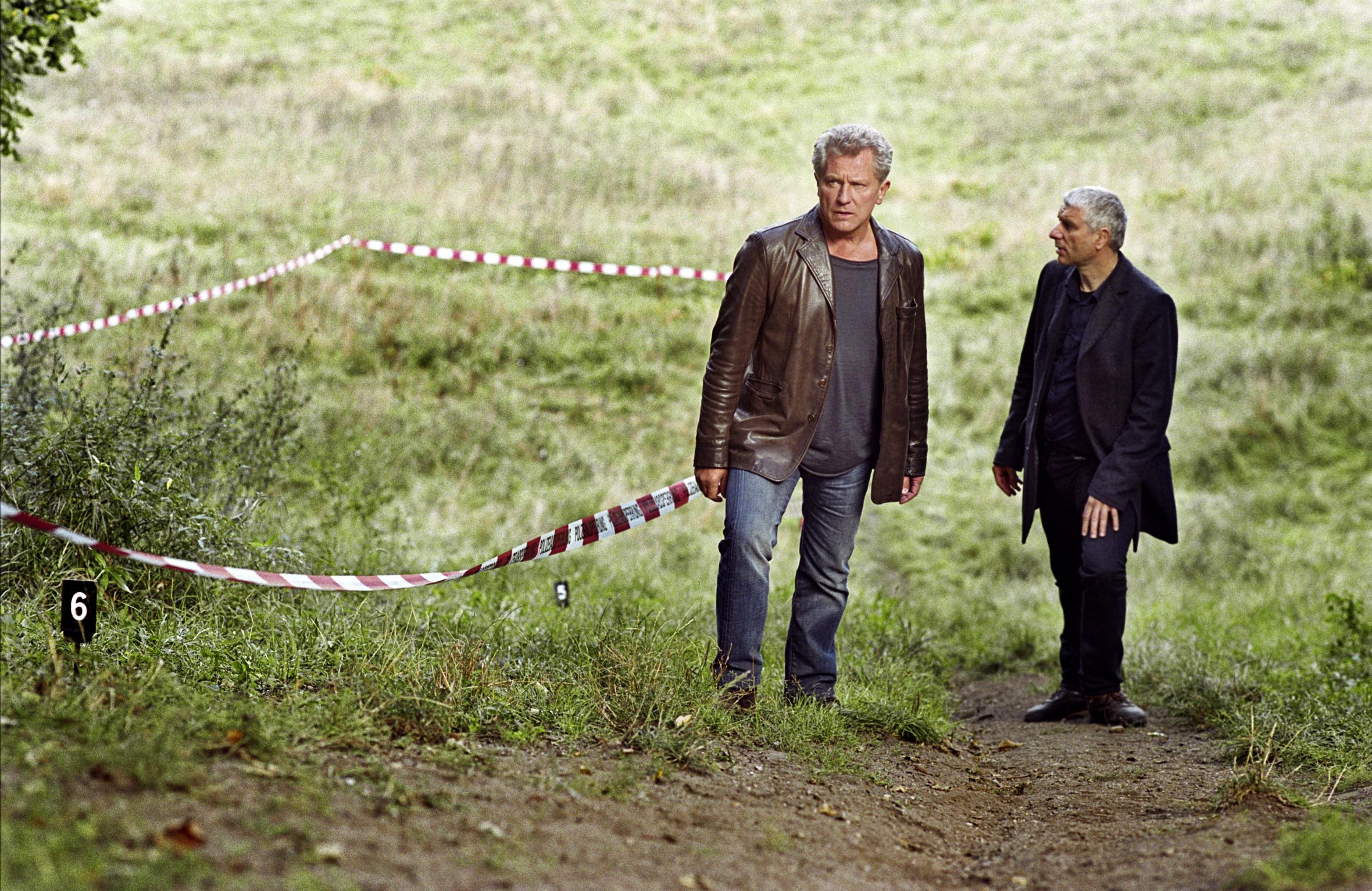 Tatort: Nie wieder frei sein