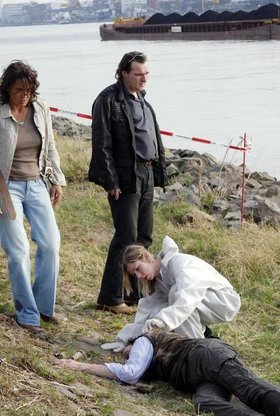 Tatort: Tod auf dem Rhein