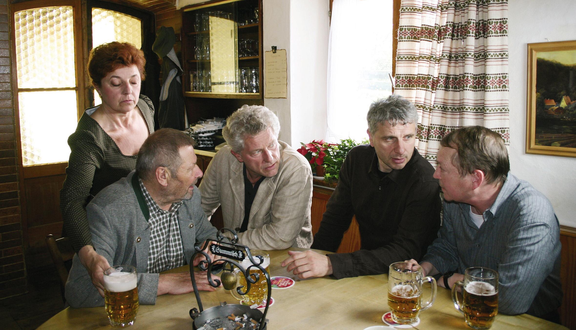 Tatort: Tod auf der Walz