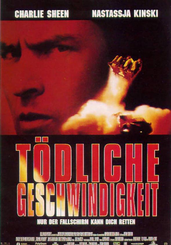 Tödliche Geschwindigkeit Poster