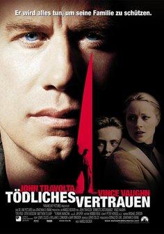 Tödliches Vertrauen Poster