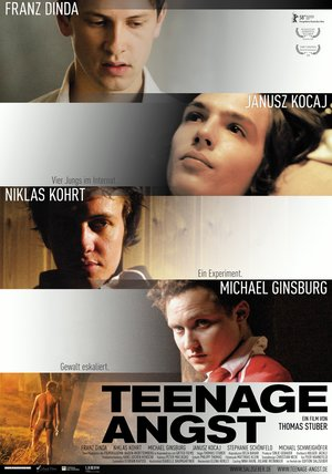 Teenage Angst Poster