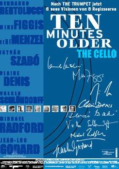 Ten Minutes Older - The Cello
